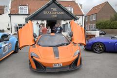 Mclaren Orange car 2