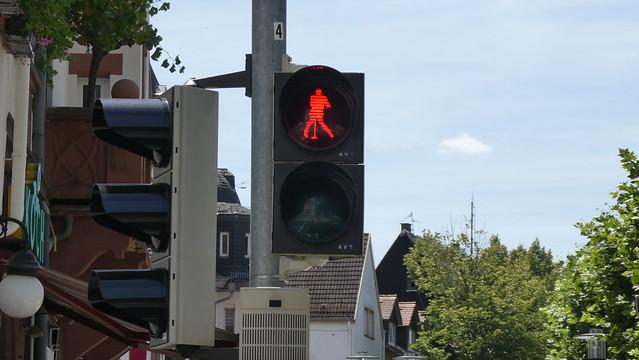 Die Elvis Presley Ampel / The Elvis Presley Traffic Light