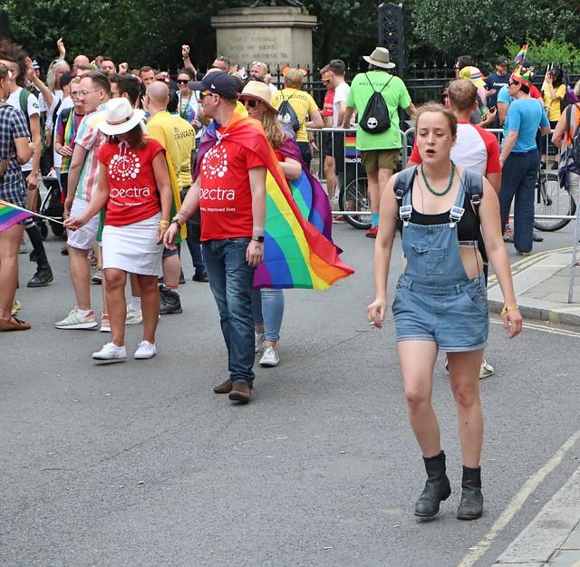 Spectra - Pride in London 2019