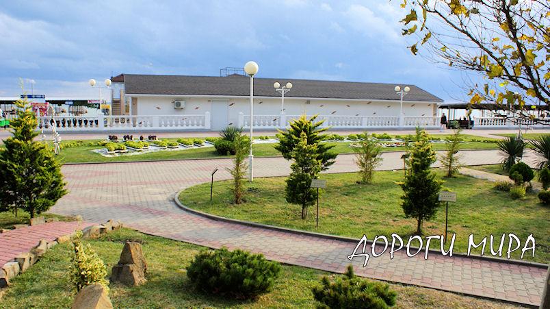 Набережная Архипо-Осиповки