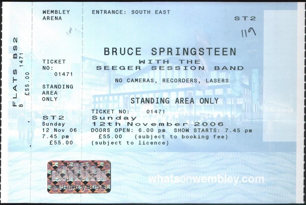 Wembley 12th November 2006_2