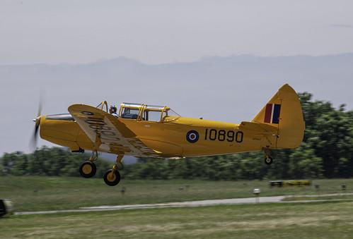 RAF Marked Fairchild M-62