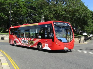 Go North East 5467 / NK17 GHY.