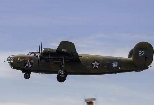 B-24 Profile