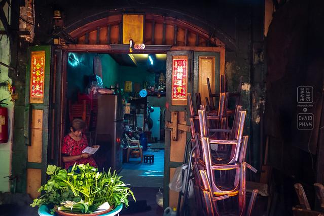 Old Chinatown Bangkok