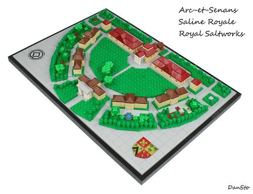 Royal Saltworks of Arc-et-Senans