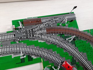 The R104 Curve from hell. Took me around a month to build this and its still not complete. | by Enrico7675