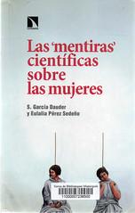 S García Dauder y Eulalia Pérez Sedeño, Las mentiras científicas sobre las mujeres