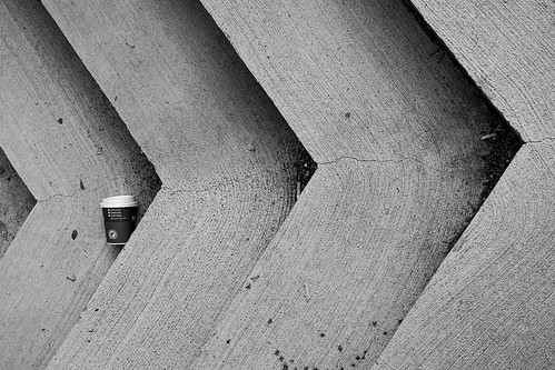 Stairs And Coffee