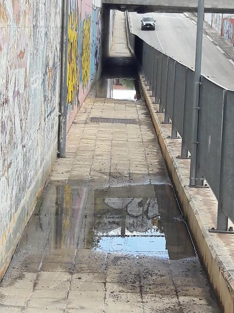 sottovia ponte ferroviario