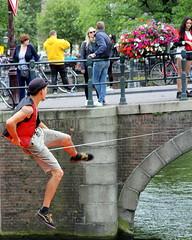 tightrope artist