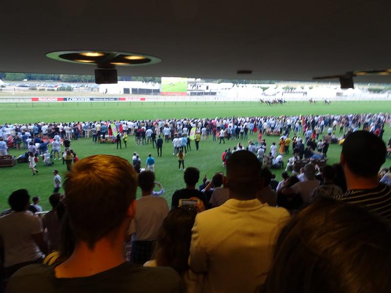 Le Stade au jeuXdi by ParisLongchamp - 11 juillet 2019