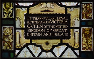 In thankful and loyal remembrance of Victoria Queen of the United Kingdom of Great Britain and Ireland (1901)