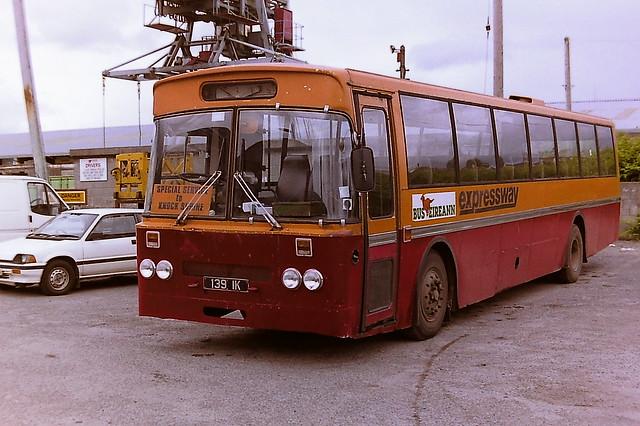 BUS EIREANN MGS105 139IK
