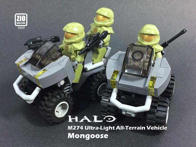 HALO Mongoose V.2