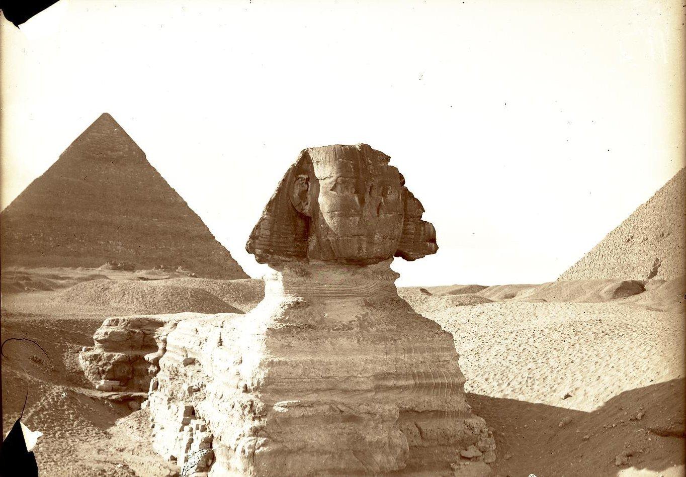 22. Египет. Гиза. Сфинкс