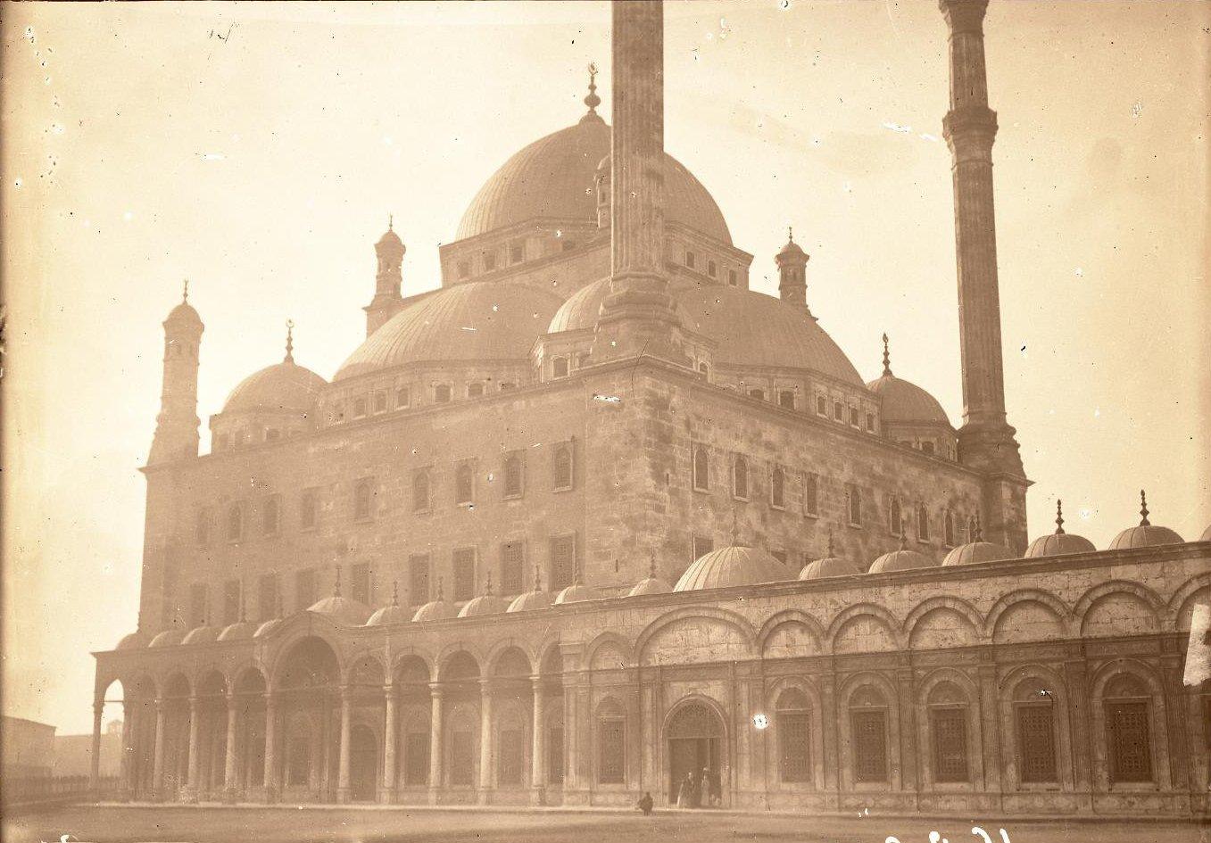 17. Египет. Каир. Мечеть Махмет Али