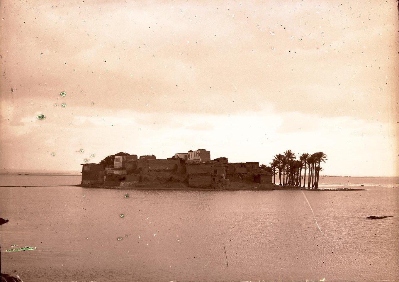 13. Египет. Каир. Разлив Нила
