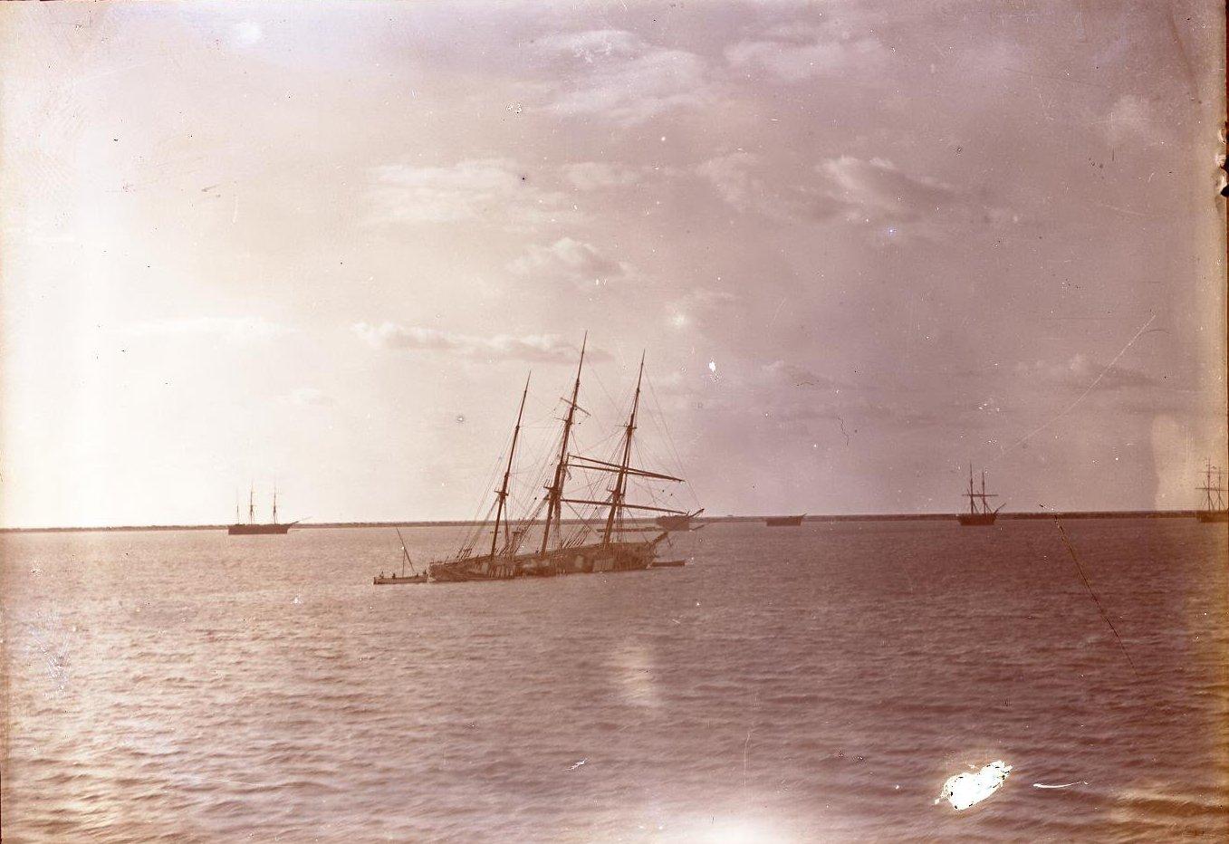 04. Египет. Александрия. Тонущий корабль