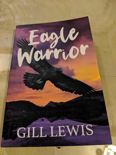 Gill Lewis, Eagle Warrior
