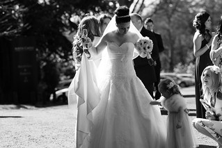 Frisking the bride. | by Macca h