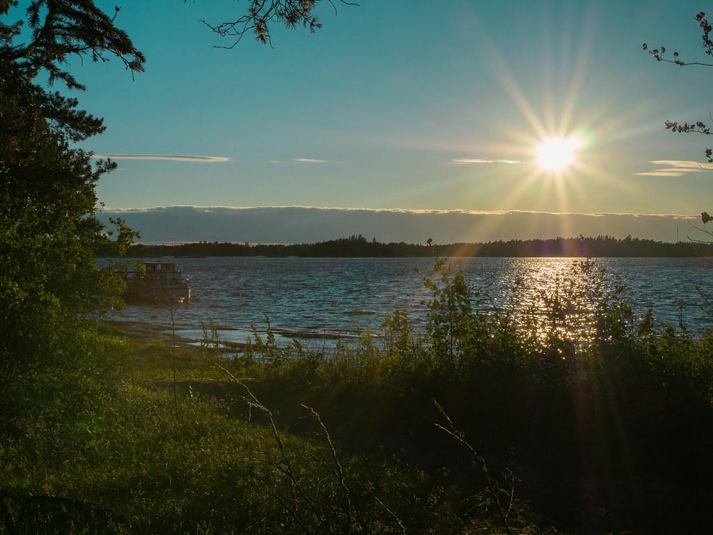 Espoon-saaristo-Gåsgrundissa