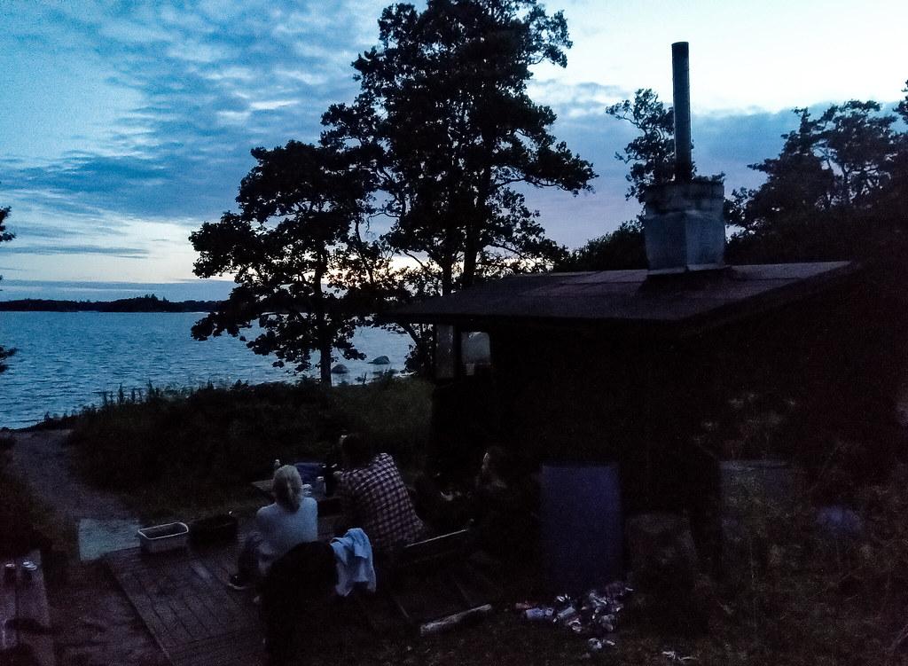 Gåsgrund-sauna