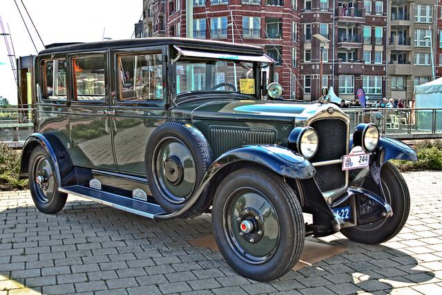 Opel Pullmann-Limousine 1928 (7886)