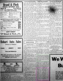 2019-07-14. Fiester, News, 8-16-1923