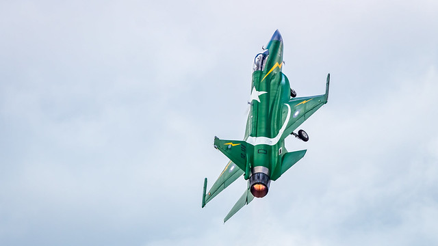 PAC JF-17 Thunder 12-138 Pakistan Air Force