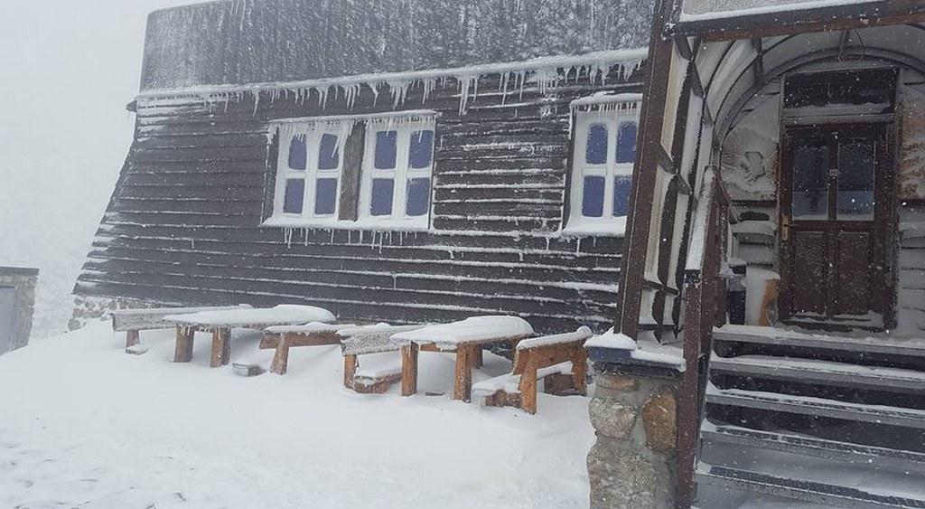 Zbojnícka chata Vysoké Tatry Slowakei foto 06