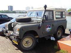 """1970 Land Rover 88"""""""