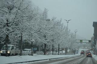 Leaving Andorra