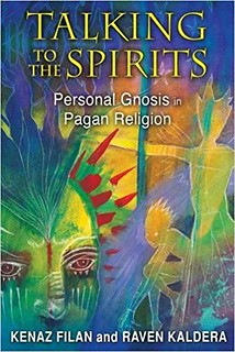 Talking To The Spirits: Personal Gnosis in Pagan Religion -Kenaz Filan, Raven Kaldera