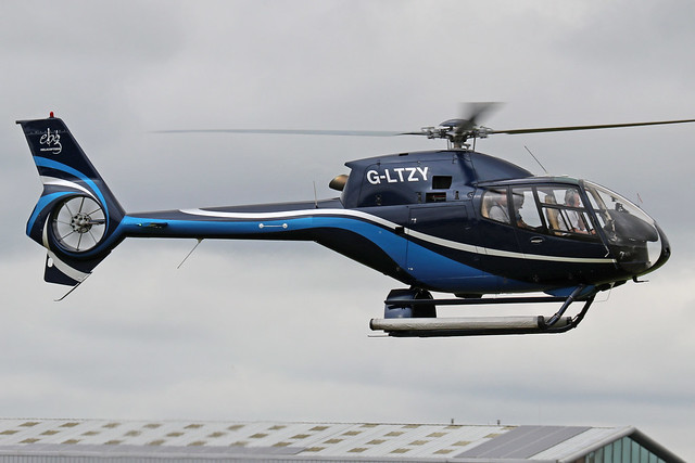 G-LTZY  -  Eurocopters EC120B Colibri  -  EBG Helicopters  -  EGBT 14/7/19