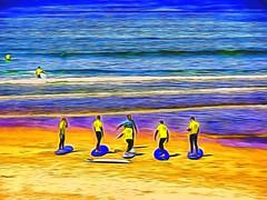 Porto 18. Surf's Up in Matosinhos