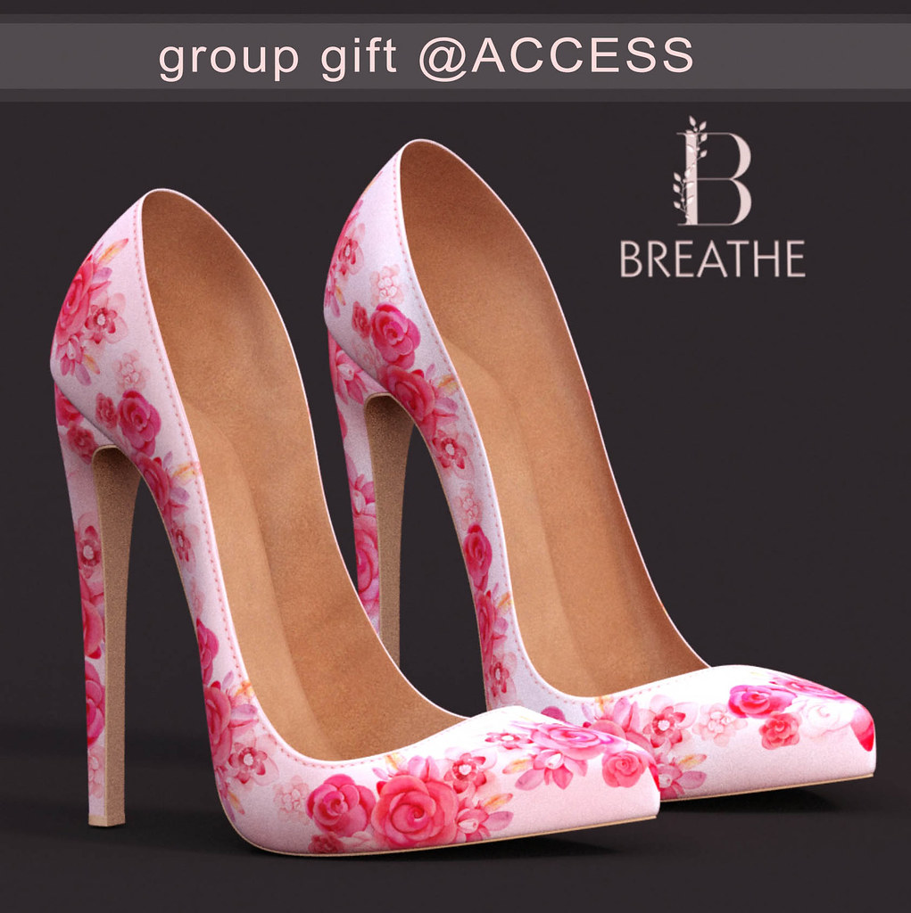 BREATHE – Group Gift for ACCESS July