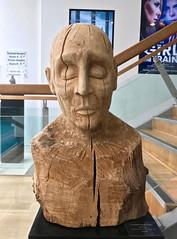 'Cracked head study' by Ed Elliott