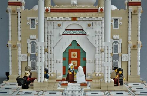 Mophet temple - front