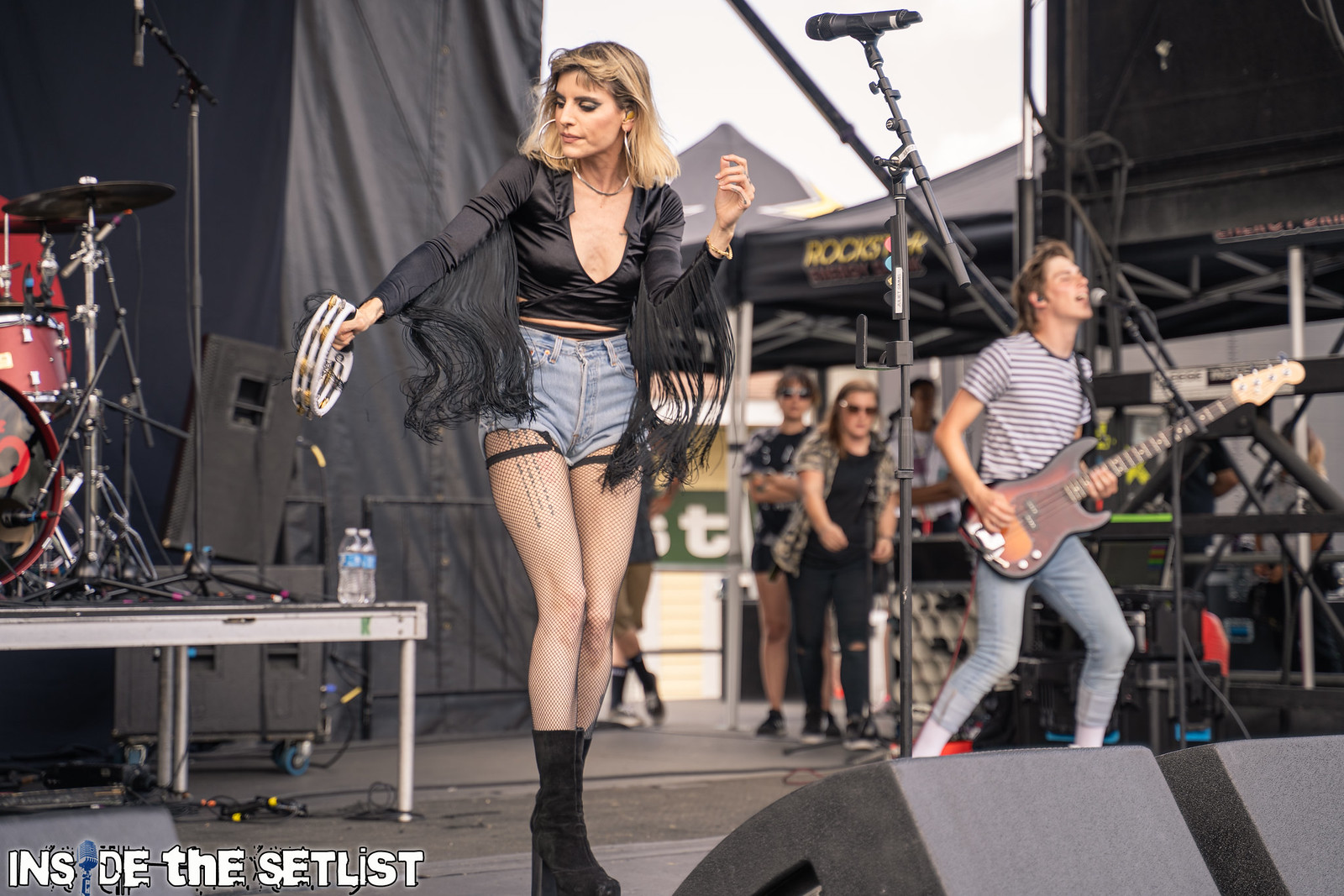 Juliet Simms @ Disrupt Fest Hartford CT