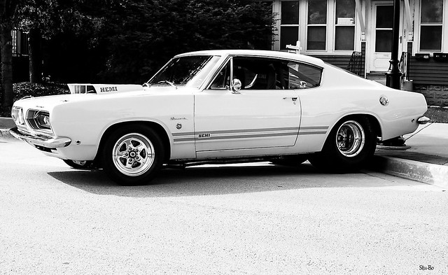 muscle car royalty...