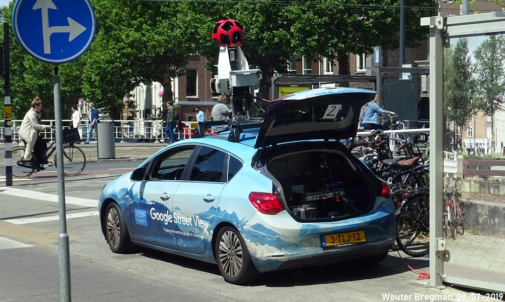 Google Street View Car A Photo On Flickriver