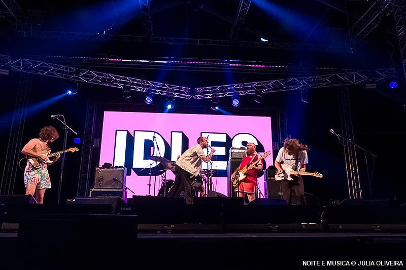 Idles - NOS Alive 2019