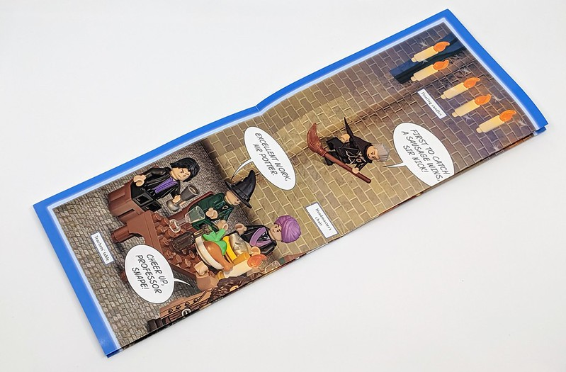 LEGO Harry Potter Build Your Own Adventure Review