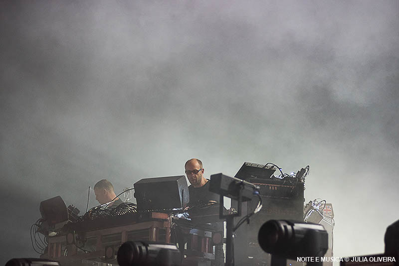 The Chemical Brothers - NOS Alive 2019