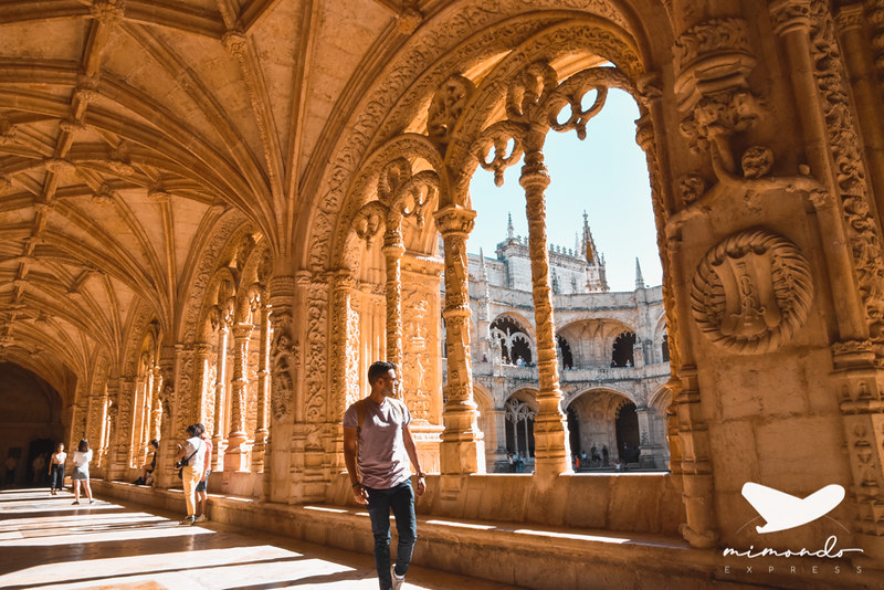 Monasterio de los Jerónimos - Belem en 1 día