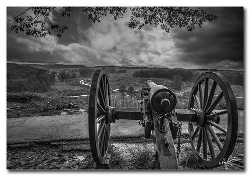 At Little Round Top...Gettysburg...