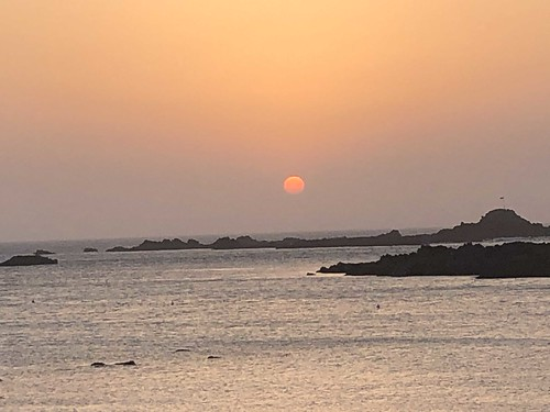 Cobo sunset