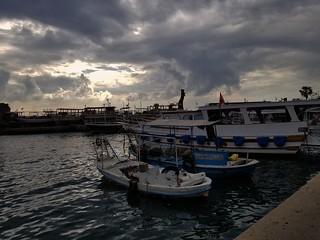 Boats at Byblos