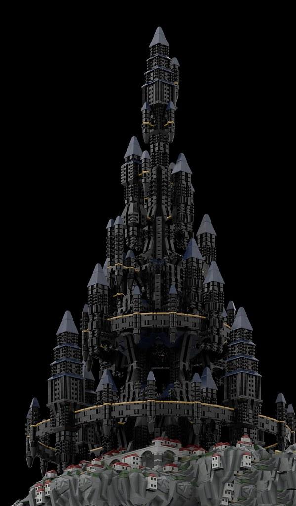 Castle has landed